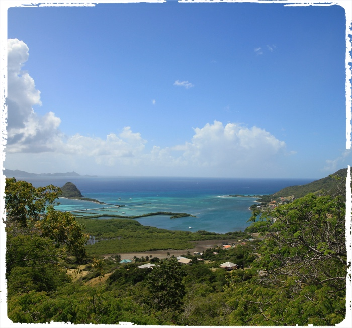 All hikes on the islands give you excellent views of the ocean